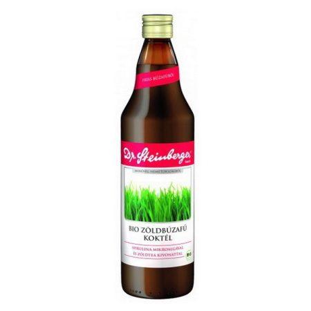 Dr. Steinberger Bio zöldbúzafű koktél 750 ml - Étel-ital, Ital, Zöldség és gyümölcslé