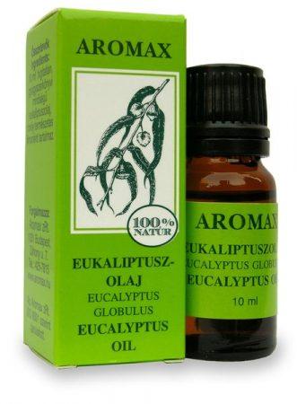 Aromax Eukaliptuszolaj 10ml - Alternatív gyógymód, Aromaterápia
