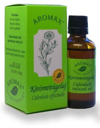 Aromax Körömvirágolaj 50ml   - Kozmetikum, bőrápolás, intim termék, Testápolás, Testápoló, bőrápoló
