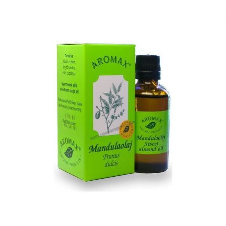 Aromax Mandulaolaj 50 ml - Kozmetikum, bőrápolás, intim termék, Testápolás, Testápoló, bőrápoló