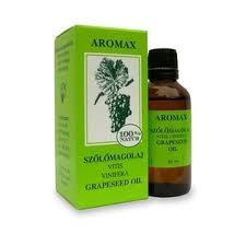 Aromax Szőlőmagolaj 50 ml - Kozmetikum, bőrápolás, intim termék, Testápolás, Testápoló, bőrápoló