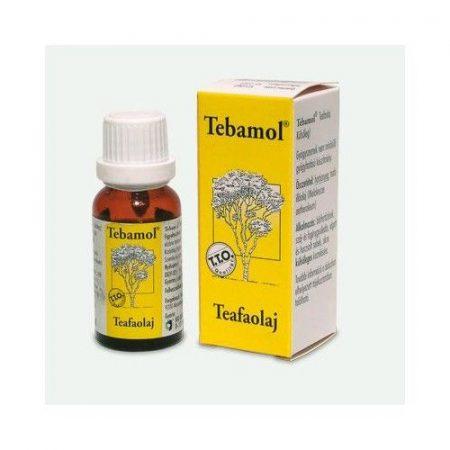 Tebamol Teafaolaj 10ml - Alternatív gyógymód, Aromaterápia
