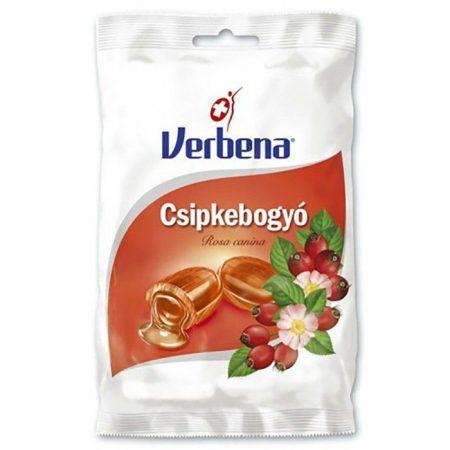 Verbena Csipkebogyós gyógycukor 60g - Étel-ital, Finomság, Rágógumi, nyalóka, cukorka