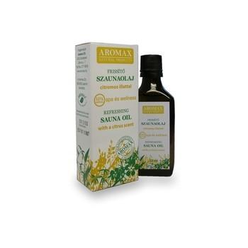 Aromax Szaunaolaj frissítő 50 ml - Alternatív gyógymód, Aromaterápia