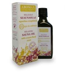 Aromax Szaunaolaj relaxáló 50 ml - Alternatív gyógymód, Aromaterápia