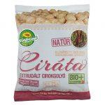 Biopont Ciráta extrudált cirokgolyó natúr 75 g - Étel-ital, Finomság, Édes, sós ropogtatnivaló