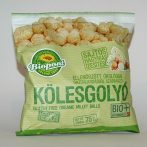 Biopont Bio extrudált kölesgolyó sajtos-hagymás 75 g - Étel-ital, Finomság, Édes, sós ropogtatnivaló
