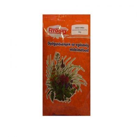 Fitodry Akácvirág szálas tea 50g - Gyógynövény, tea, Szálas gyógynövény, tea