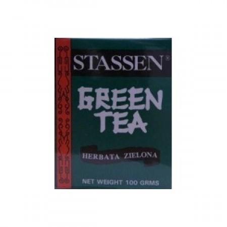 Stassen Zöld tea szálas 100 g - Gyógynövény, tea, Szálas gyógynövény, tea