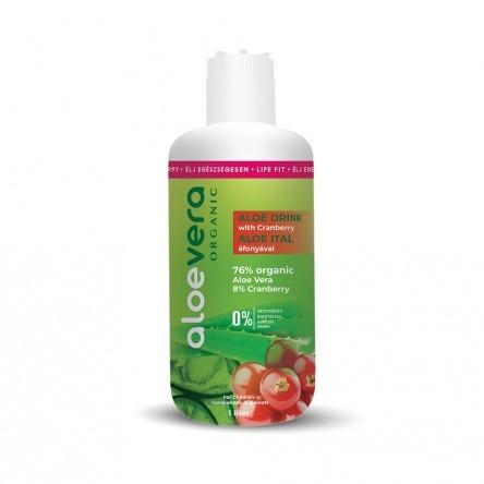 Eredeti Aloe Vera ital áfonyás 1000 ml - Étrend-kiegészítő, vitamin, Immunerősítés, roborálás