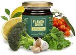 Flavon Green zöldség- és gyümölcskoncentrátum 240g - Étrend-kiegészítő, vitamin, FLAVON