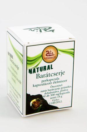Zafír Natural Barátcserje porkapszula 60 db - Étrend-kiegészítő, vitamin, Gyógynövény készítmény