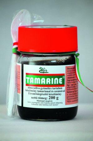 Zafír Tamarine lekvár  200g - Egészségügyi problémákra ajánlott termék, Emésztés