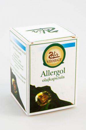Zafír Allergol olajkapszula 60 db - Étrend-kiegészítő, vitamin, Gyógynövény készítmény