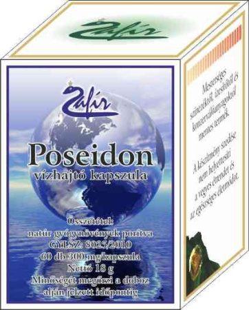 Zafír Poseidon kapszula 60 db - Étrend-kiegészítő, vitamin, Gyógynövény készítmény