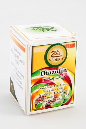 Zafír Diazulin kapszula 60 db - Étrend-kiegészítő, vitamin, Gyógynövény készítmény