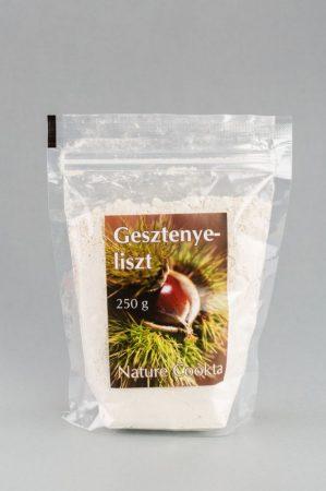 Nature Cookta Gesztenyeliszt 250 g - Étel-ital, Liszt