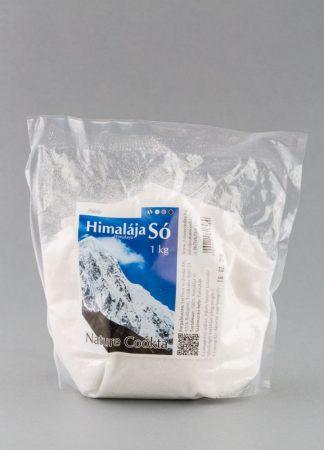 Nature Cookta Himalája só fehér 1000 g - Étel-ital, Fűszer, ételízesítő, Só