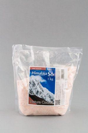 Nature Cookta Himalája só sötétrózsaszín 1000 g - Étel-ital, Fűszer, ételízesítő, Só