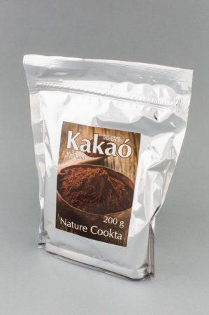 Nature Cookta Holland kakaópor 10-12% kakaóvaj tartalommal 200 g
