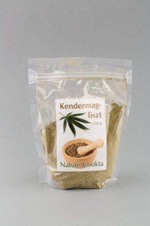 Nature Cookta Kendermagliszt 250 g - Étel-ital, Liszt