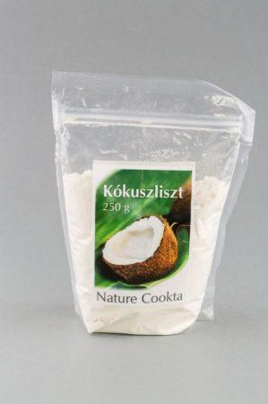 Nature Cookta Kókuszliszt 250 g - Étel-ital, Liszt