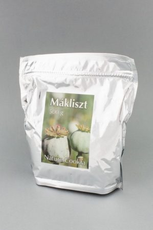Nature Cookta Mákliszt 500 g - Étel-ital, Liszt