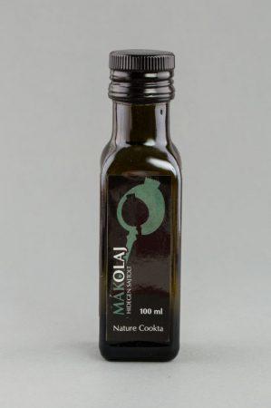 Nature Cookta Mákolaj 100 ml - Étel-ital, Olaj, zsiradék, Egyéb olaj