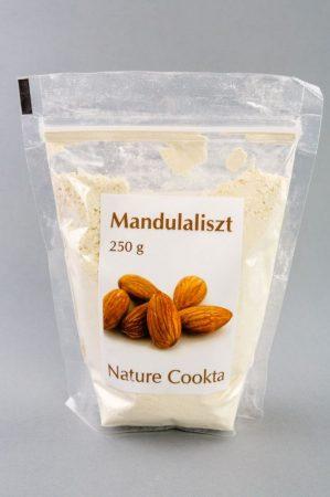 Nature Cookta Mandulaliszt 250 g - Étel-ital, Liszt