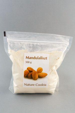 Nature Cookta Mandulaliszt 500 g - Étel-ital, Liszt