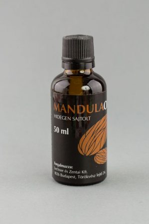 Nature Cookta Mandulaolaj 50 ml - Étel-ital, Olaj, zsiradék, Egyéb olaj