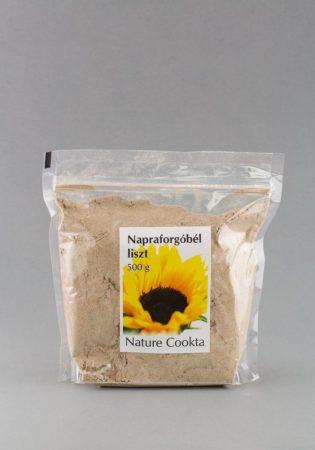 Nature Cookta Napraforgóbél liszt 500 g - Étel-ital, Liszt