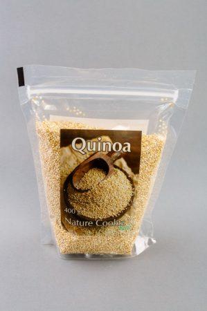Nature Cookta basic quinoa 400 g - Étel-ital, Gabona, dara, pehely, korpa, Gabona, őrlemény, dara