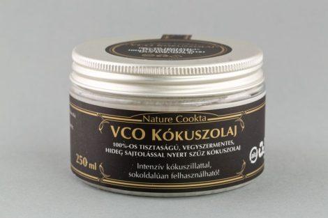 Nature Cookta VCO szűz kókuszolaj 250 ml