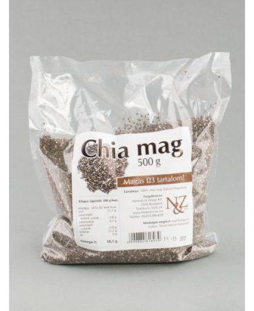 Chia mag (Németh és Zentai) 500 g - Étel-ital, Superfood, funkcionális élelmiszer