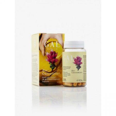 GAL Bio-Curcumin+ 225 mg 30 kapszula - Étrend-kiegészítő, vitamin, Ízületek