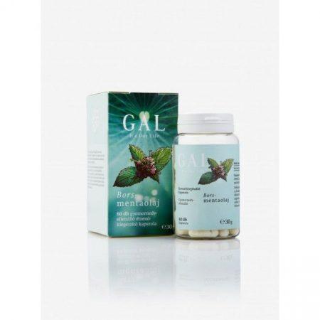 GAL Borsmentaolaj 100 mg 60 kapszula - Egészségügyi problémákra ajánlott termék, Emésztés