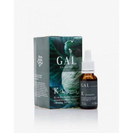 GAL K-komplex vitamin (500 mcg K-komplex) 30 adag  20 ml