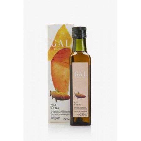 GAL Q10 Lazacolaj (3300 mg Omega 3 + 100 mg Q10/evőkanál) 250 ml