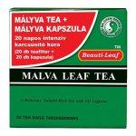 Dr. Chen  Mályva tea (20x2 g) + kapszula (20 db)  1db