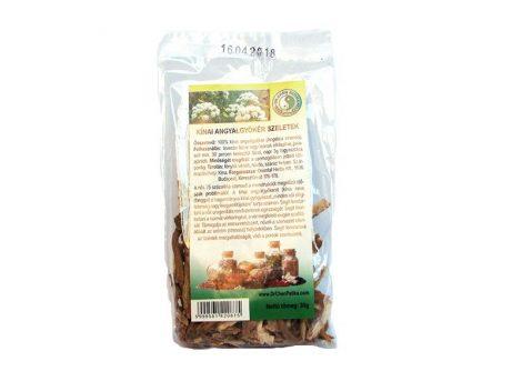 Dr. Chen Kínai angyalgyökér-szeletek 30 g - Gyógynövény, tea, Szálas gyógynövény, tea