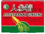 Dr. Chen Aktív Panax ginseng kapszula 30 db - Étrend-kiegészítő, vitamin, 50+