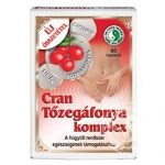 Dr. Chen Cran-komplex tőzegáfonya kapszula 60 db - Étrend-kiegészítő, vitamin, Húgyutak