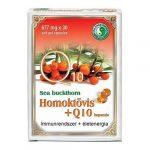 Dr. Chen Homoktövis + Q10 lágyzselatin kapszula 30 db