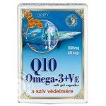 Dr. Chen Mélytengeri halolaj kapszula Q10-koenzimmel és E-vitaminnal 40 db