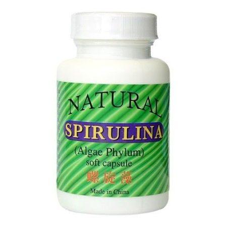 Dr. Chen Spirulina alga kapszula 60 db - Étrend-kiegészítő, vitamin, Immunerősítés, roborálás