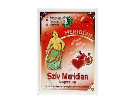 Dr. Chen Szív meridián kapszula 30 db - Étrend-kiegészítő, vitamin, Szív és érrendszer