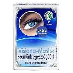 Dr. Chen Visiona-Master kapszula 60 db - Egészségügyi problémákra ajánlott termék, Szem