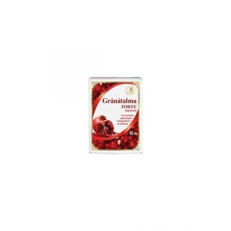 Dr. Chen Gránátalma forte kapszula 60 db - Étrend-kiegészítő, vitamin, Szív és érrendszer