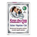 Dr. Chen Szelén Q10 kalcium + magnézium + cink tabletta 30 db